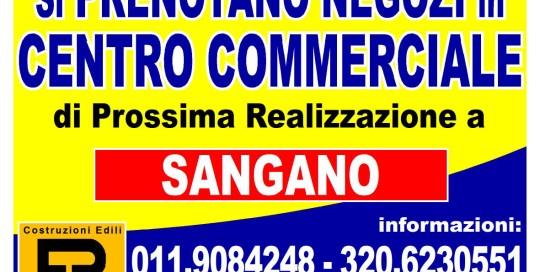 Centro Commerciale Sangano